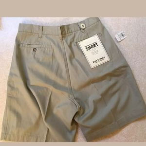 Britches Great Outdoors Canvas Short Sz 34 NWT VTG